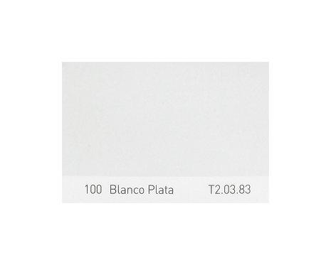 Color 100 Blanco Plata