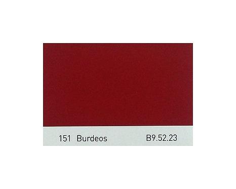 Color 151 Burdeos
