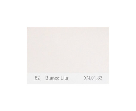 Color 82 Blanco Lila