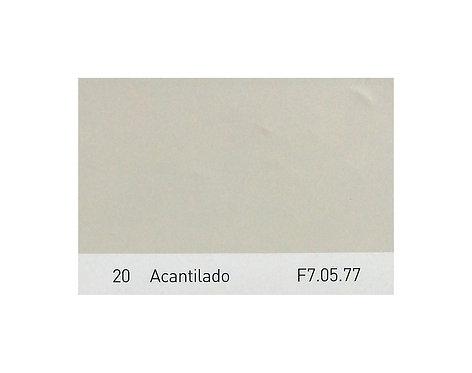 Color 20 Acantilado