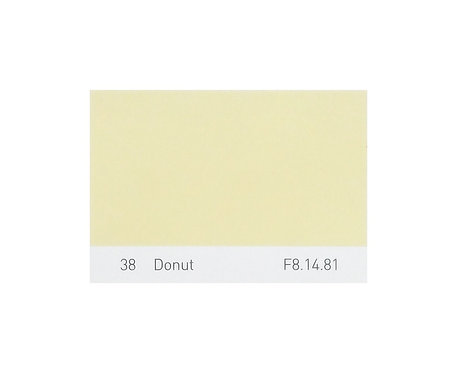 Color 38 Donut