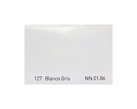 Color 127 Blanco Gris