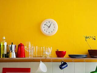 ¿ Como puedo pintar la cocina ?