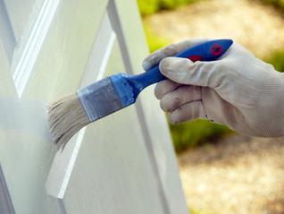 Cómo pintar madera