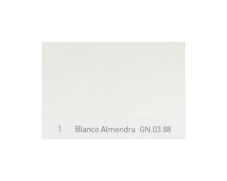 Color 1 Blanco almendra