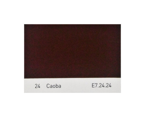 Color 24 Caoba