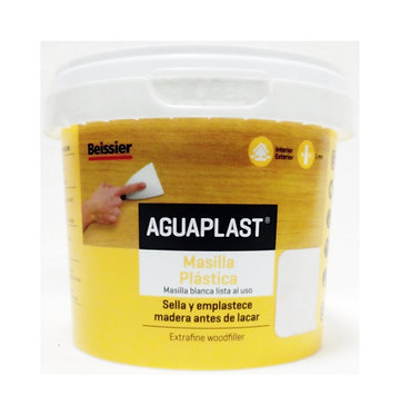 Aguaplast Masilla Madera