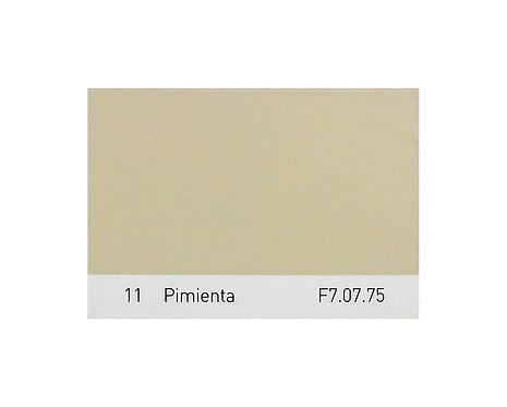Color 11 Pimienta