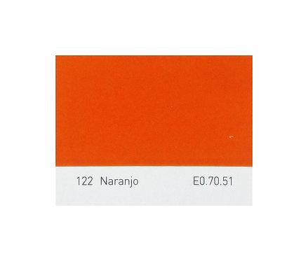 Color 122 Naranjo