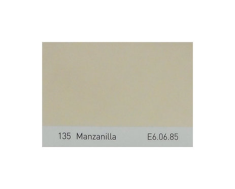 Color 135 Manzanilla