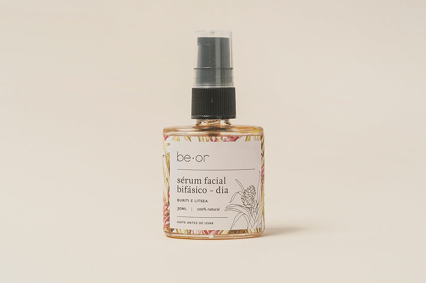 sérum facial antioxidante - dia