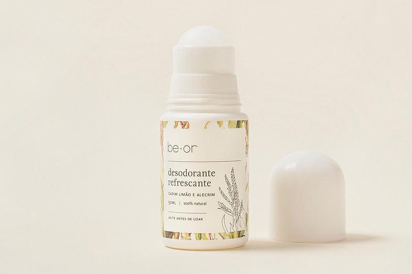 desodorante refrescante