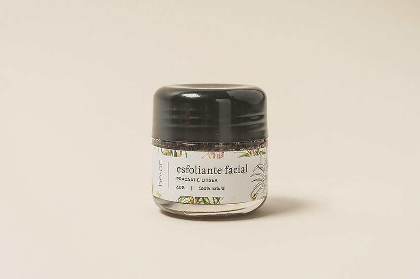 esfoliante facial