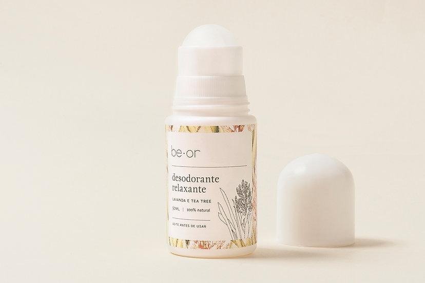 desodorante relaxante