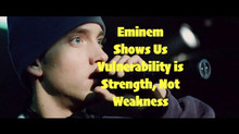 Rapper Eminem Makes Vulnerability Cool, Not Weak