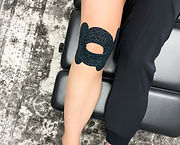 kinesiology taping for integrative health