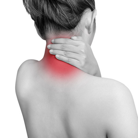 What's Causing my Neck Pain?