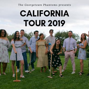 California Tour 2019