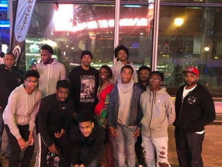 ELOG co-hosts second successful College Tour during CIAA tournament