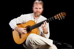 Jon Pickard Spanish guitarist