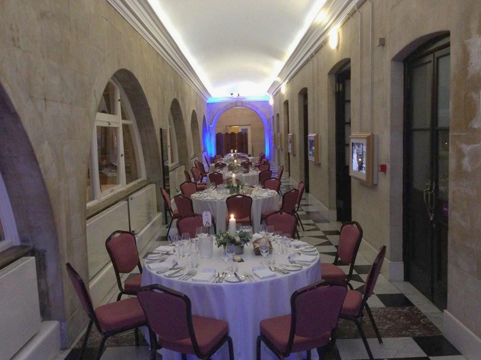 The Terrace Room, Roman Baths
