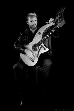 Harp Guitarist Jon Pickard