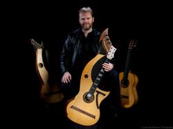 Wedding guitarist Jon Pickard