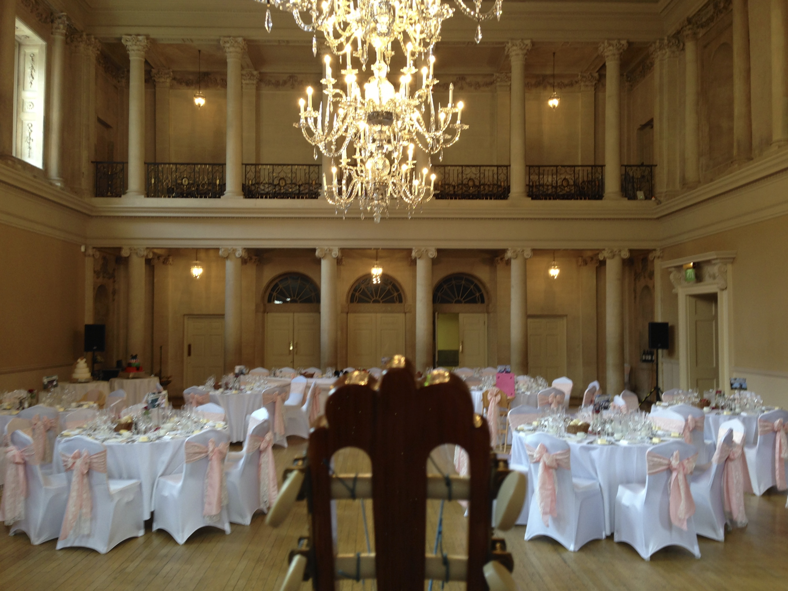 Wedding guitar Bath Assembly Rooms