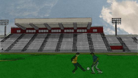 BC Stadium Rendering
