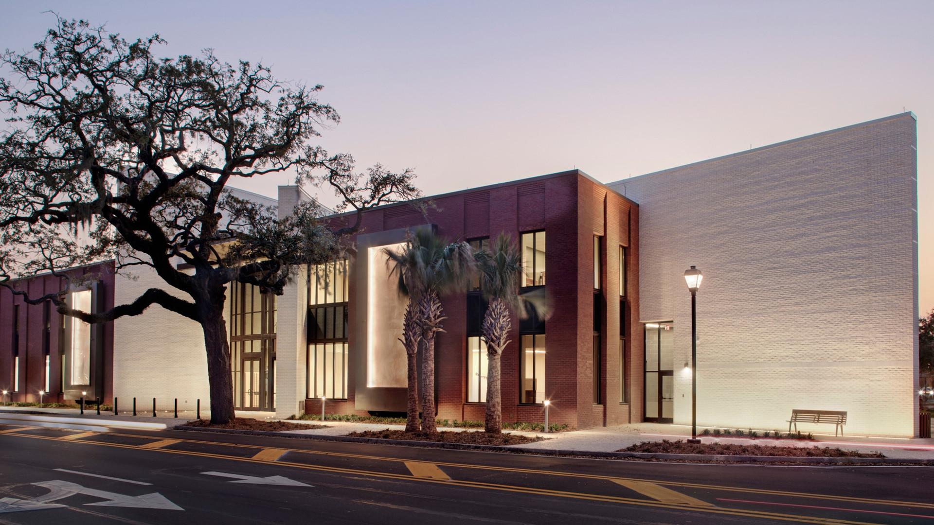 Savannah Cultural Arts Center