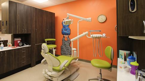 Martha Fay Health Center- Dental Suite