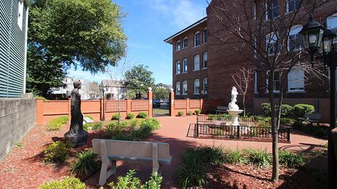 St. Benedict the Moor Memorial Garden