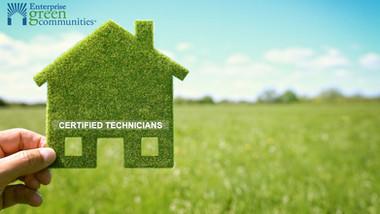 GMShay is an Enterprise Green Community Certified Technician!
