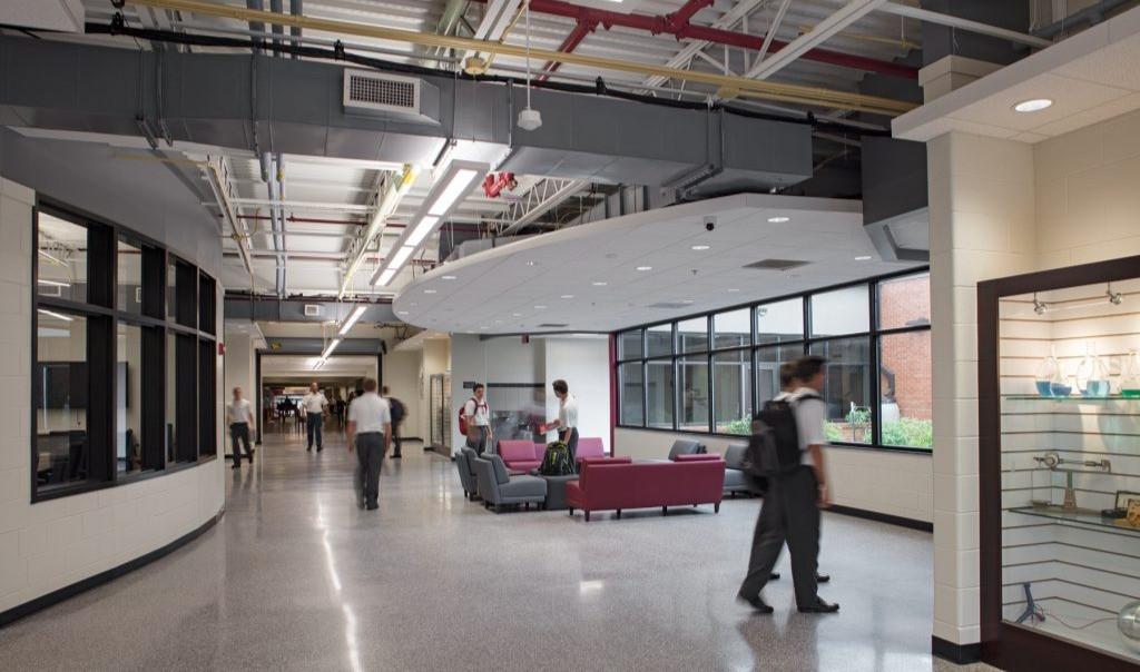 Benedictine Military School - STEM Wing
