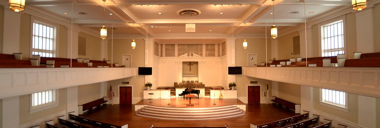 Bull Street Baptist Church