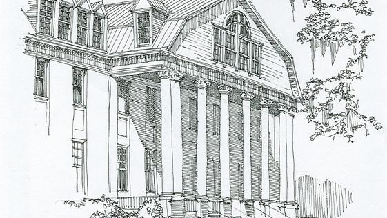 Hill Hall, Savannah State University