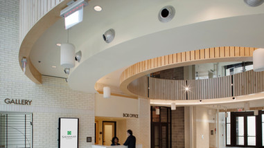 "GMShay Wins Top 3 ""Award of Merit"" in GA AIA Statewide Design Awards"