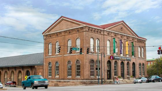Savannah Visitors Center & History Museum