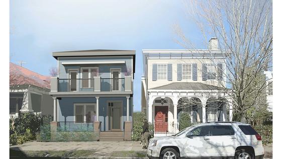 Park Avenue Historic Home Renovation