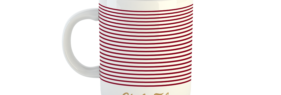 Tasse Marin Rouge Hermès