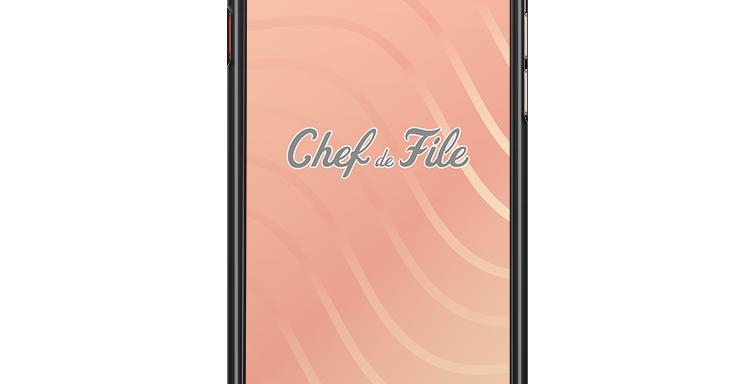 Coque de protection de téléphone Bordure Pêche