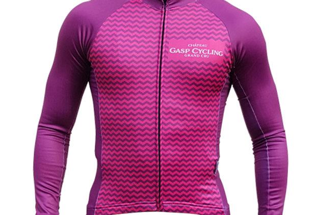 "Veste thermique ""Grand Cru"" GASP Cycling"