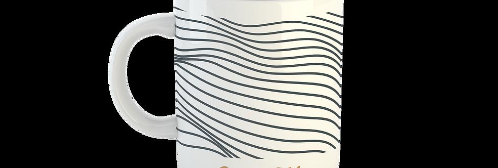 Tasse Relief Anthracite