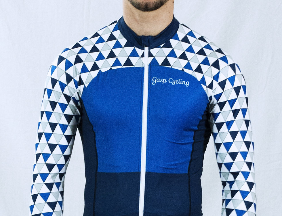 Maillot manches longues Louvre GASP Cycling