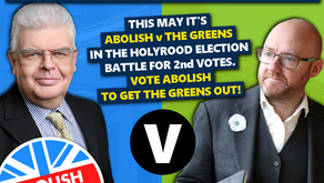 Vote Smart to get the SNP and the Greens Out!