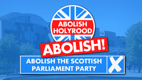 Abolish to Contest All Scottish Regions!