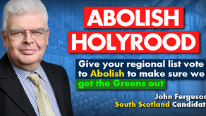 Abolish is the Home for all Anti Devolution Unionists
