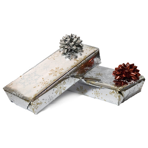 Get your box wrapped