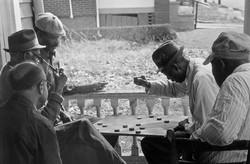 The Checker Game