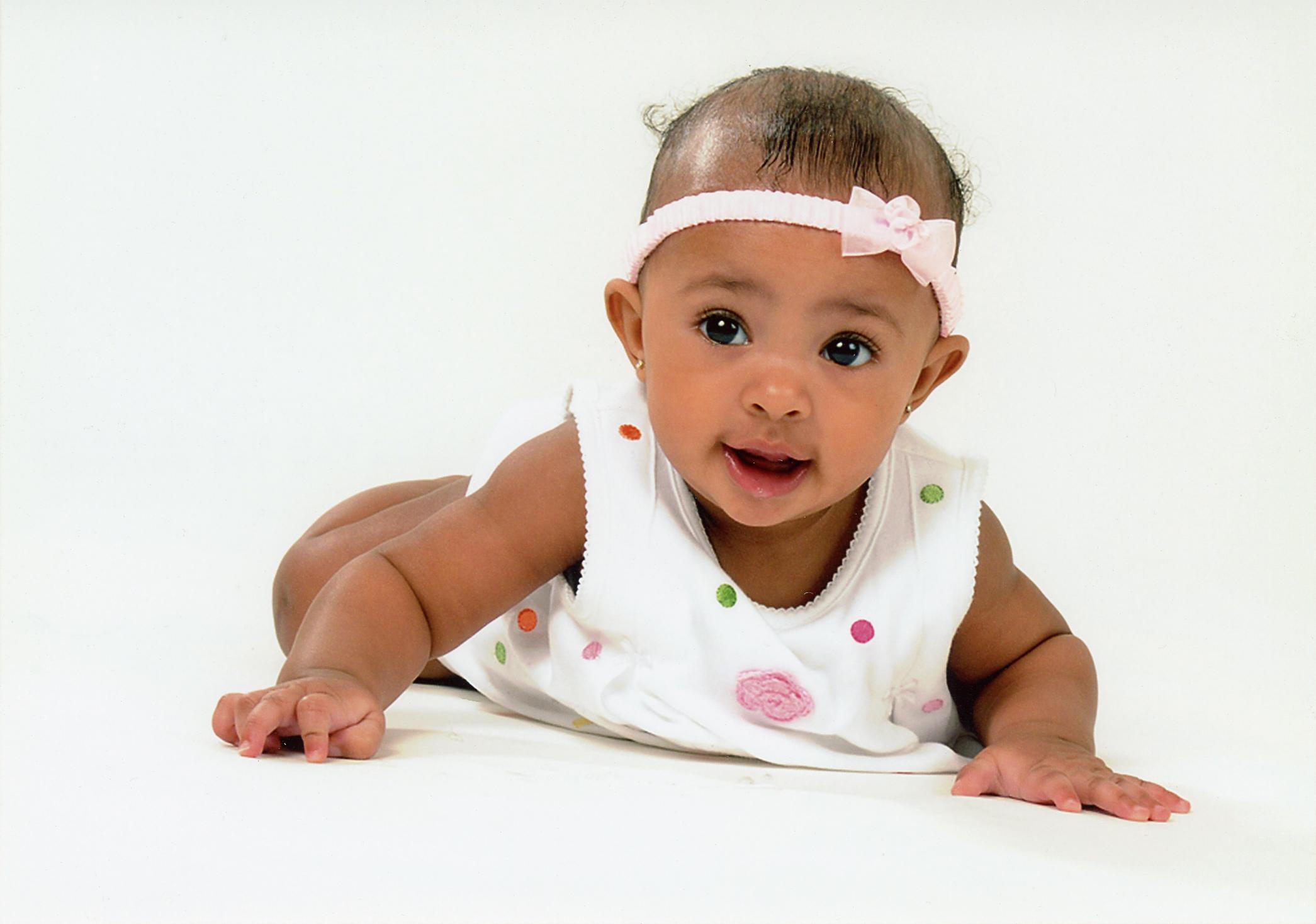 Infant Portrait